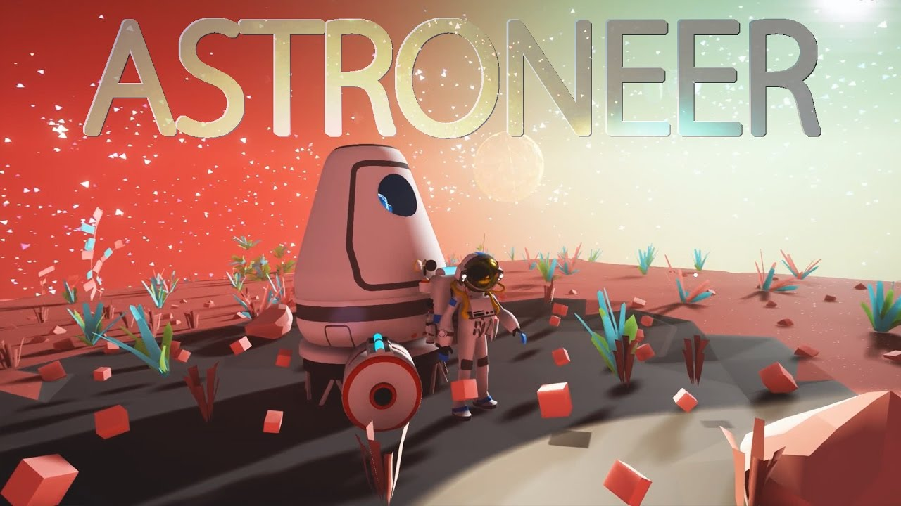 ASTRONEER (only for Russian Steam account)
