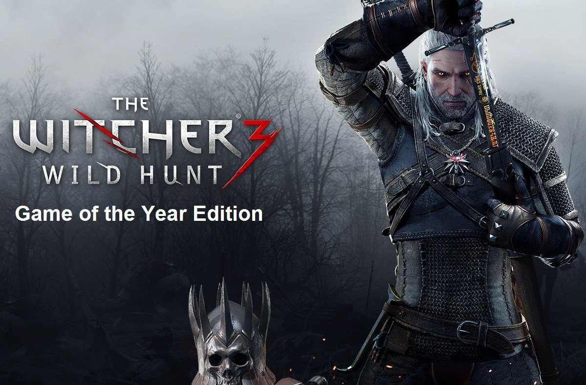 The Witcher 3: Wild Hunt-Game of the Year Edit.(Russia)