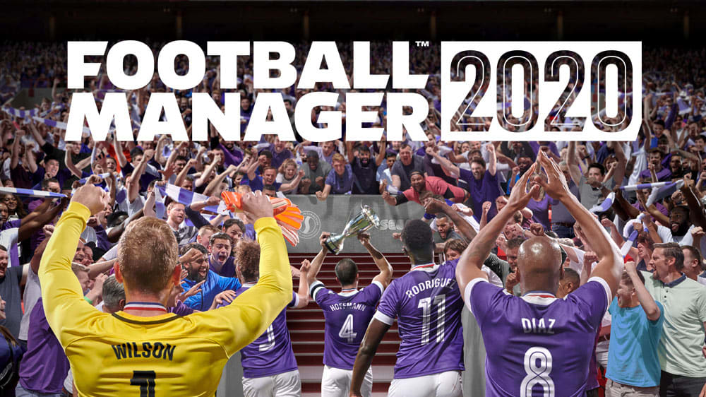 Football Manager 2020  (only for Russian Steam account)