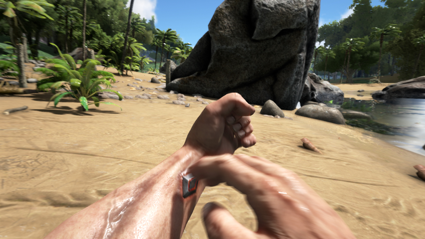 ARK: Survival Evolved (only for Russian Steam account)