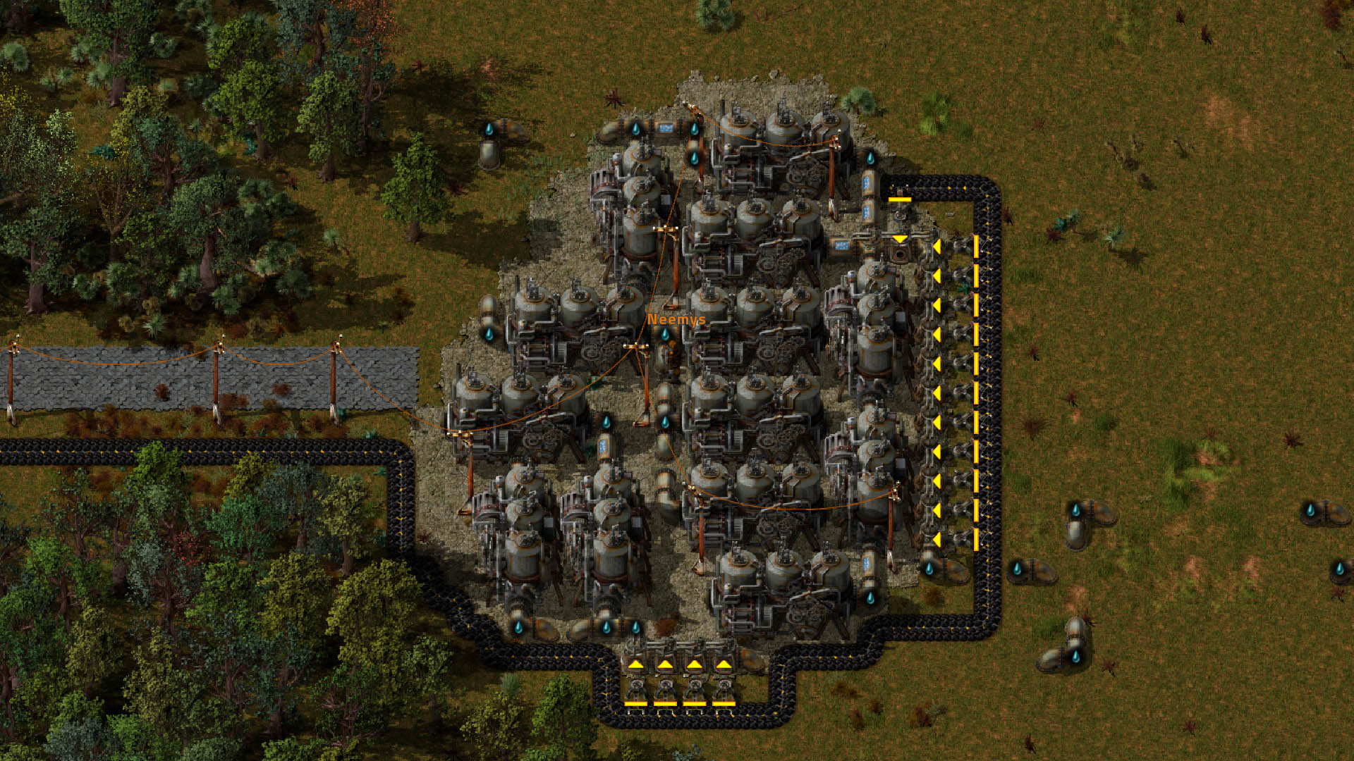 Factorio (only for Russian Steam account)