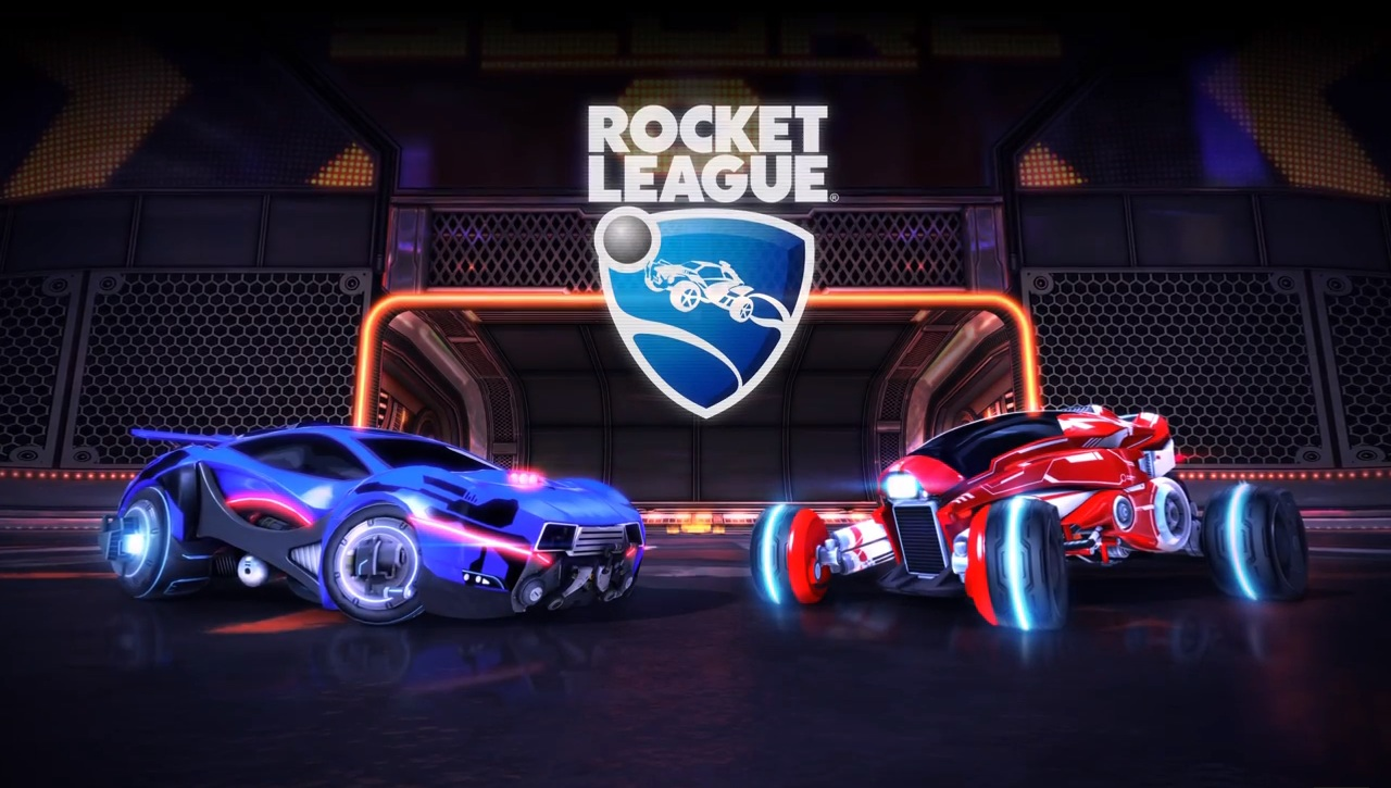 Rocket League (only for Russian Steam account)