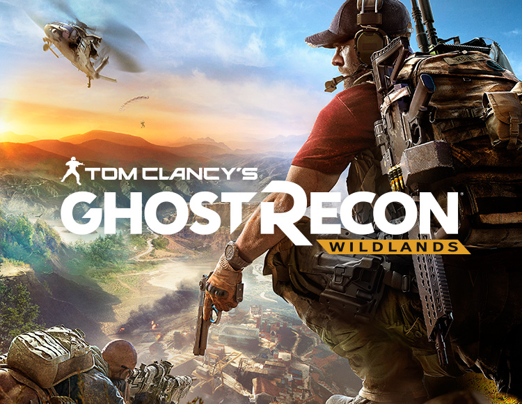 Tom Clancys Ghost Recon Wildlands (Russia)