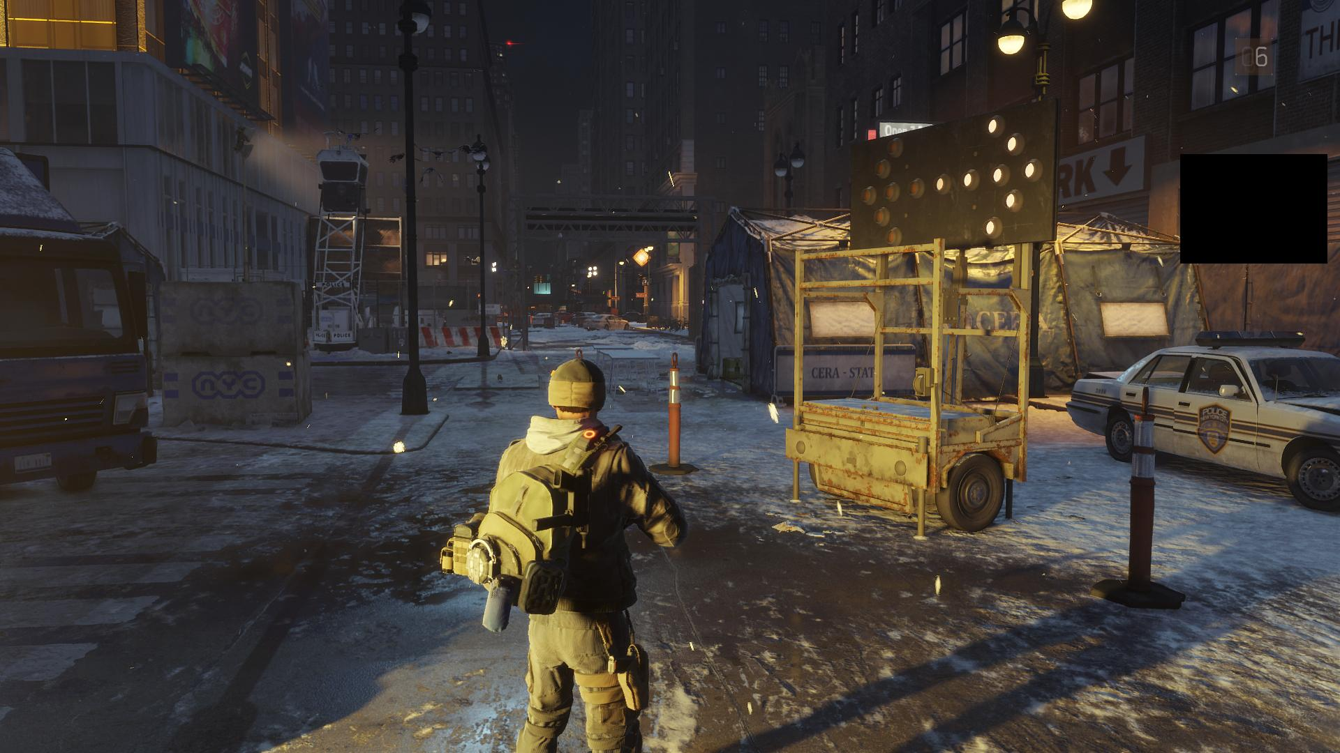 Tom Clancy's The Division (RU)