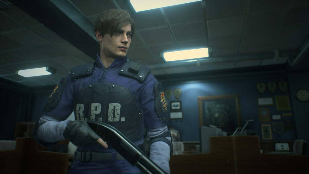 RESIDENT EVIL 2 / BIOHAZARD RE:2 (Russia)
