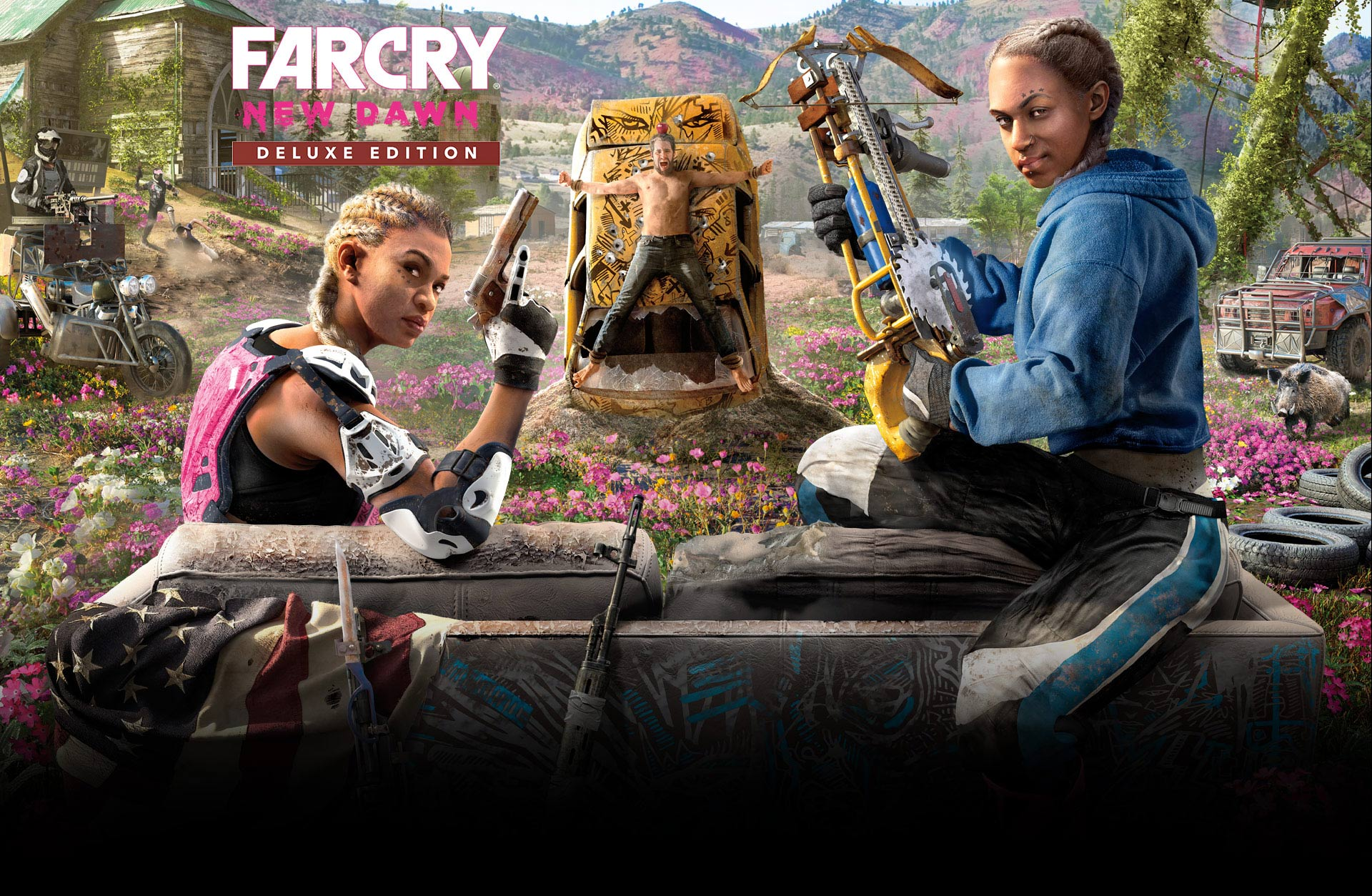 Far Cry New Dawn (Russia)