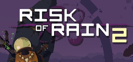 Risk of Rain 2 (only for Russian Steam account!)
