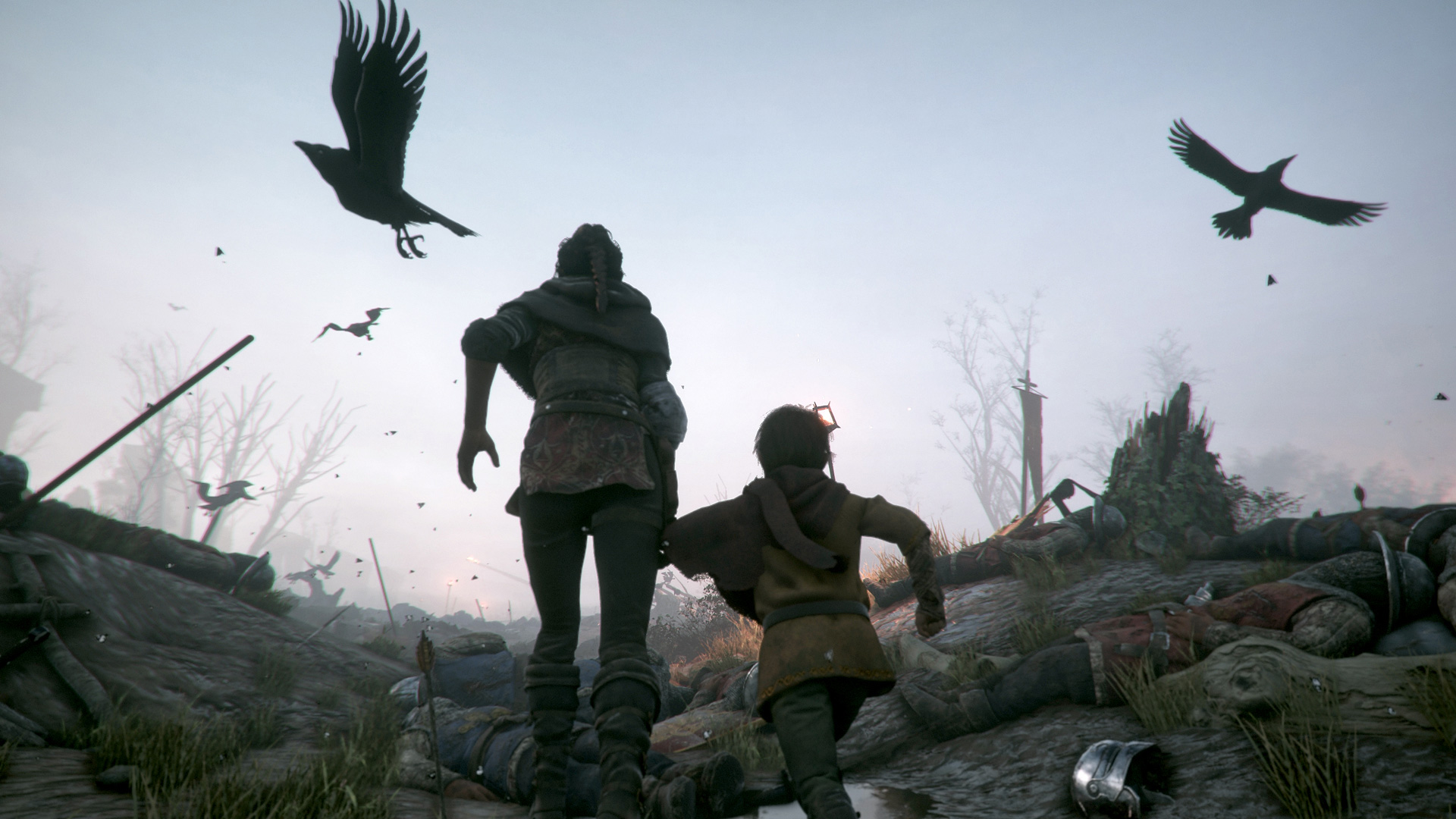 A Plague Tale Innocence (Russia)
