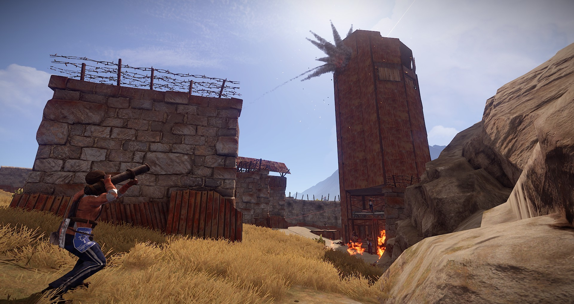 RUST (New account)