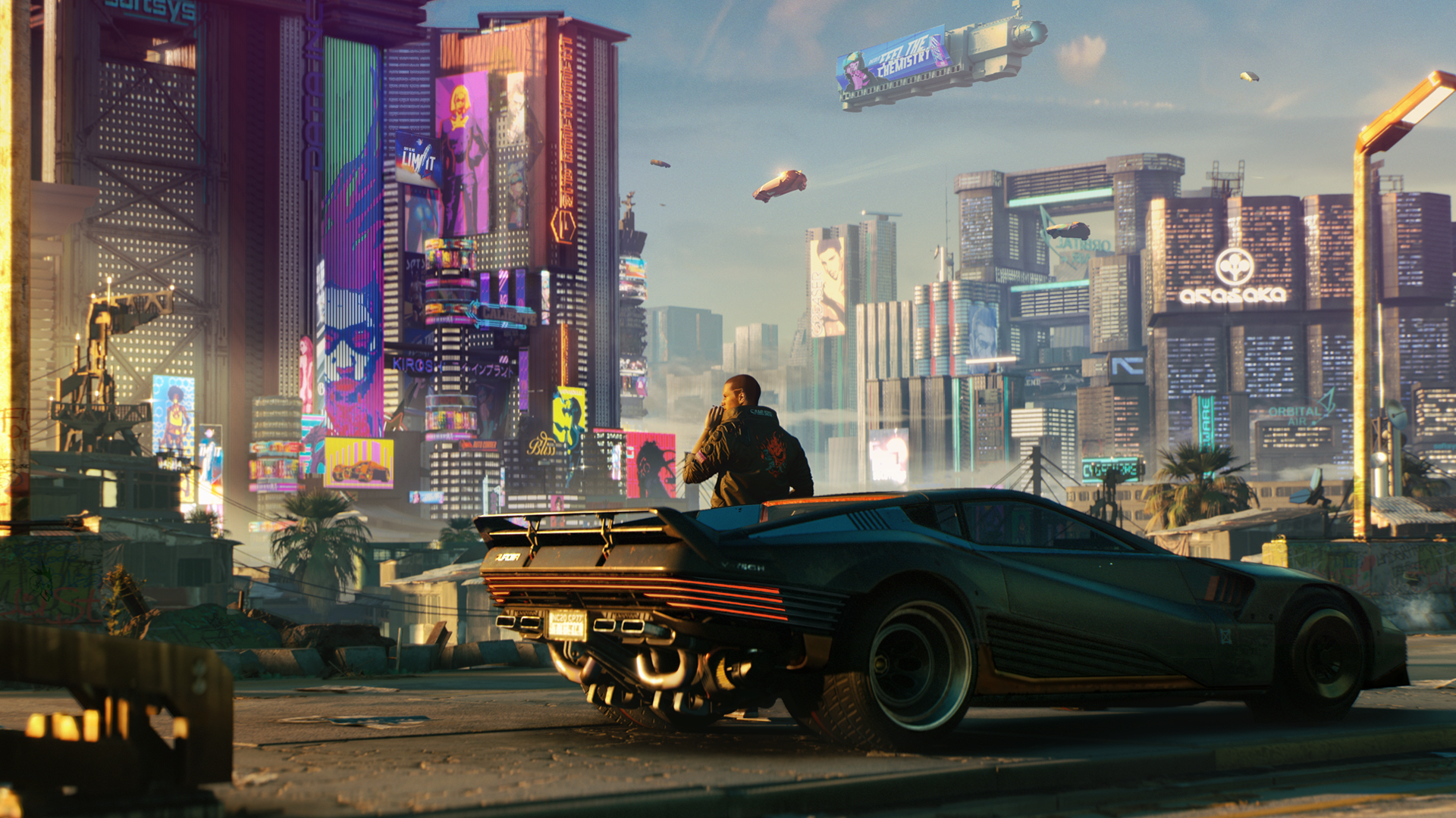Cyberpunk 2077  (Steam account Russia)