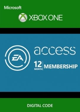 EA Access Pass 12 Months Xbox One