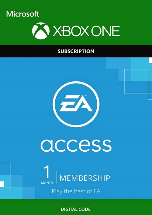 EA Access Pass 1 Months Xbox One