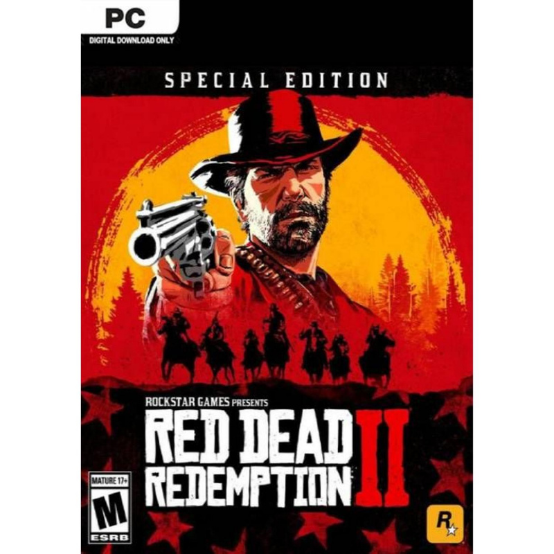 Red Dead Redemption 2 Special Edition (Steam Russia)