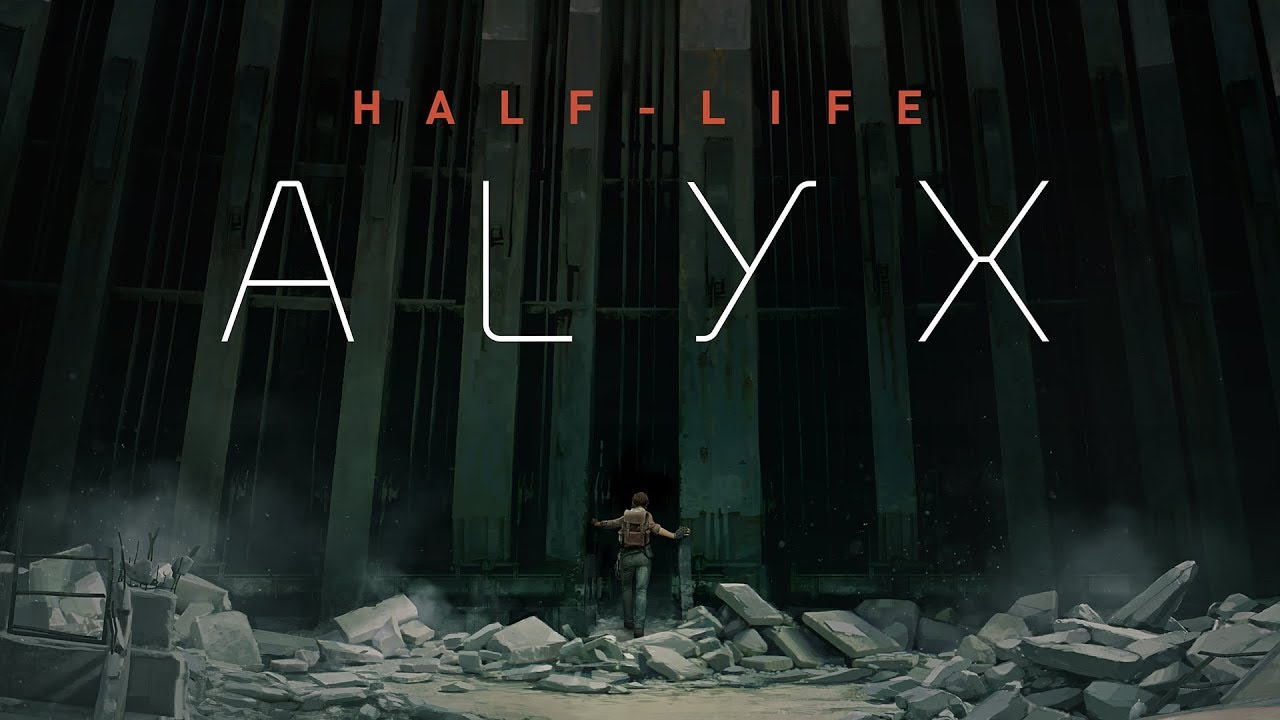 Half-Life: Alyx (for Russian Steam account)