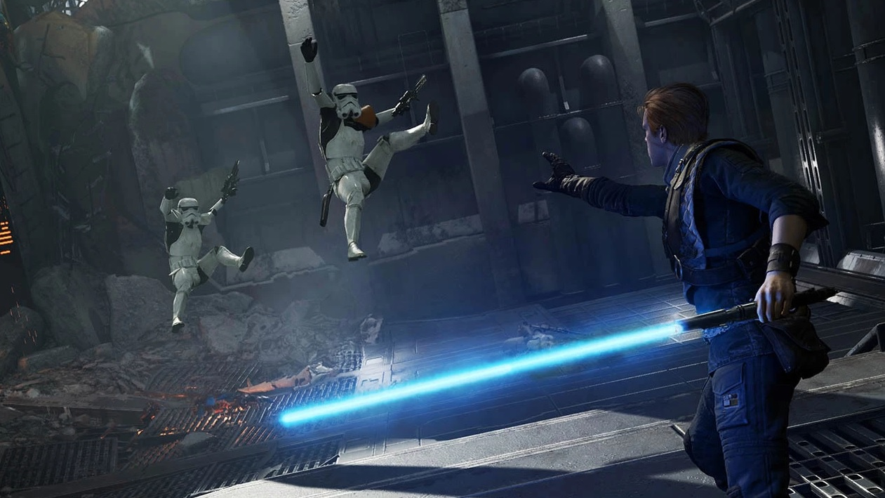 STAR WARS Jedi: Fallen Order  (RU steam account only)