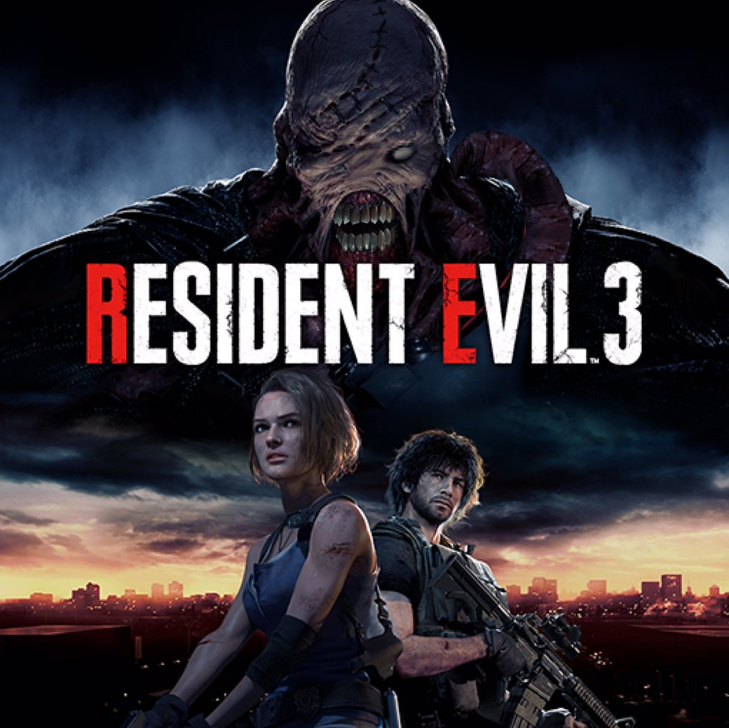 Resident Evil 3(only for Russian Steam account)