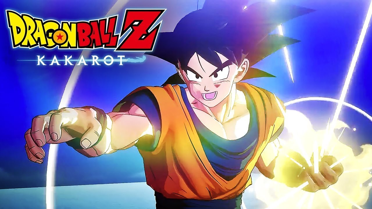 DRAGON BALL Z: KAKAROT (for Rus steam acc. only)