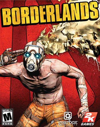 Borderlands + 3 DLC - Region Free Steam Key ROW