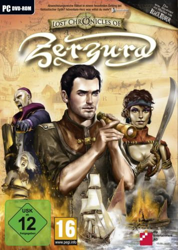 Lost Chronicles of Zerzura - Region Free Steam Key