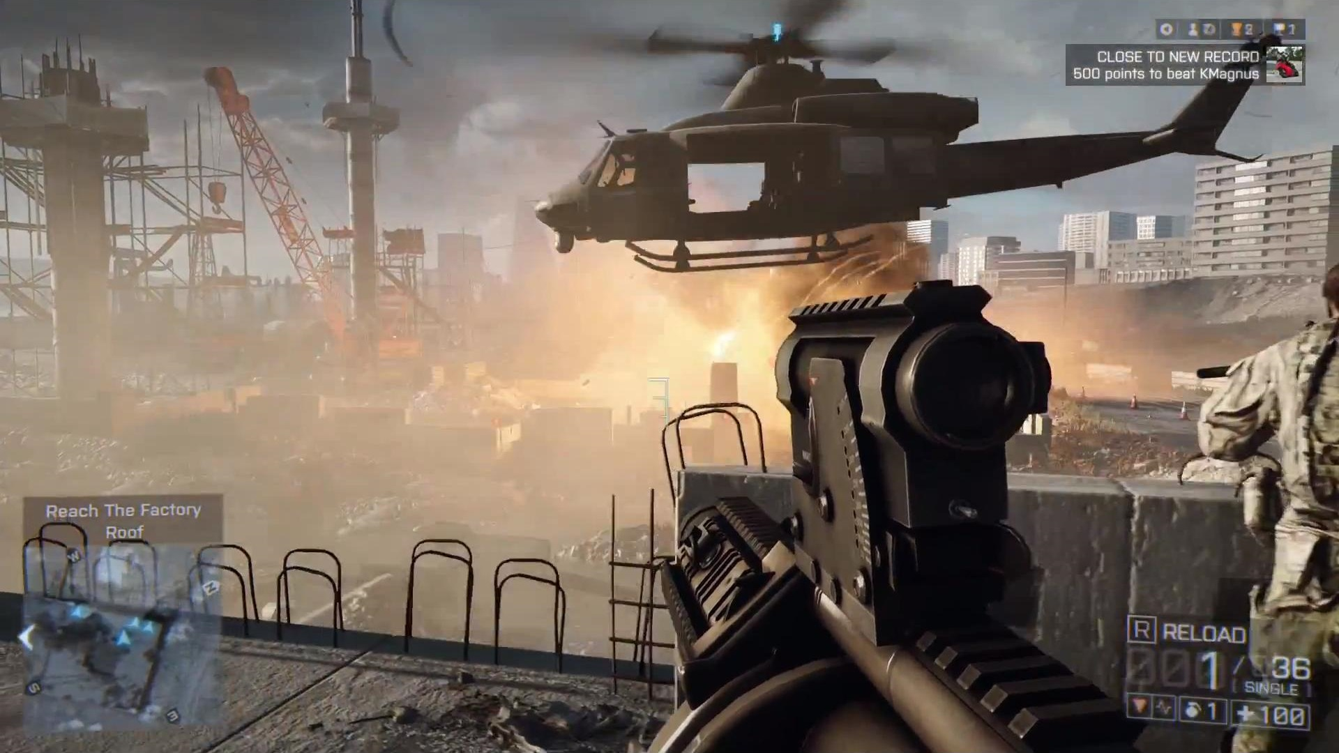 Battlefield 4 - Region Free Origin Key