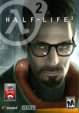 Half - Life 2 - Steam RU/CIS Gift