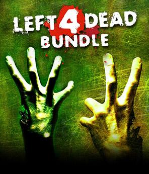 Left 4 Dead + Left 4 Dead 2 Bundle - RU/CIS Steam Gift