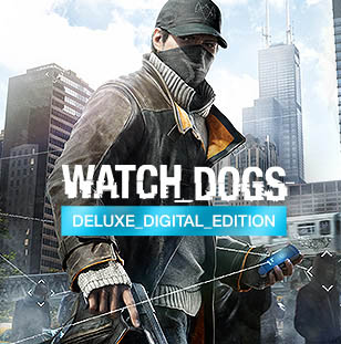Watch Dogs Deluxe Digital Edition (Uplay) - New Reg