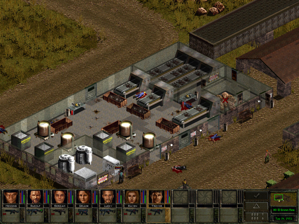 Buy jagged alliance 2 wildfire (steam key / region free) and.
