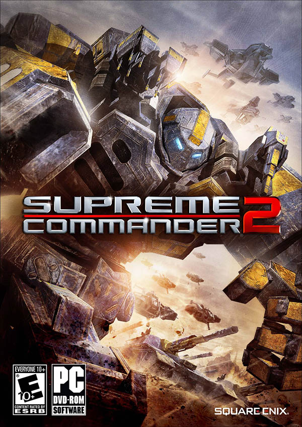 Supreme Commander 2 - Steam RU/CIS Gift