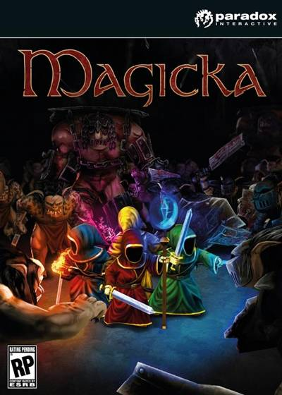 Magicka - Region Free CD Key