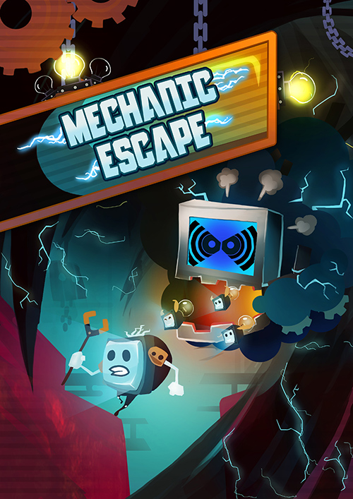 Mechanical Escape - Region Free Steam CD Key