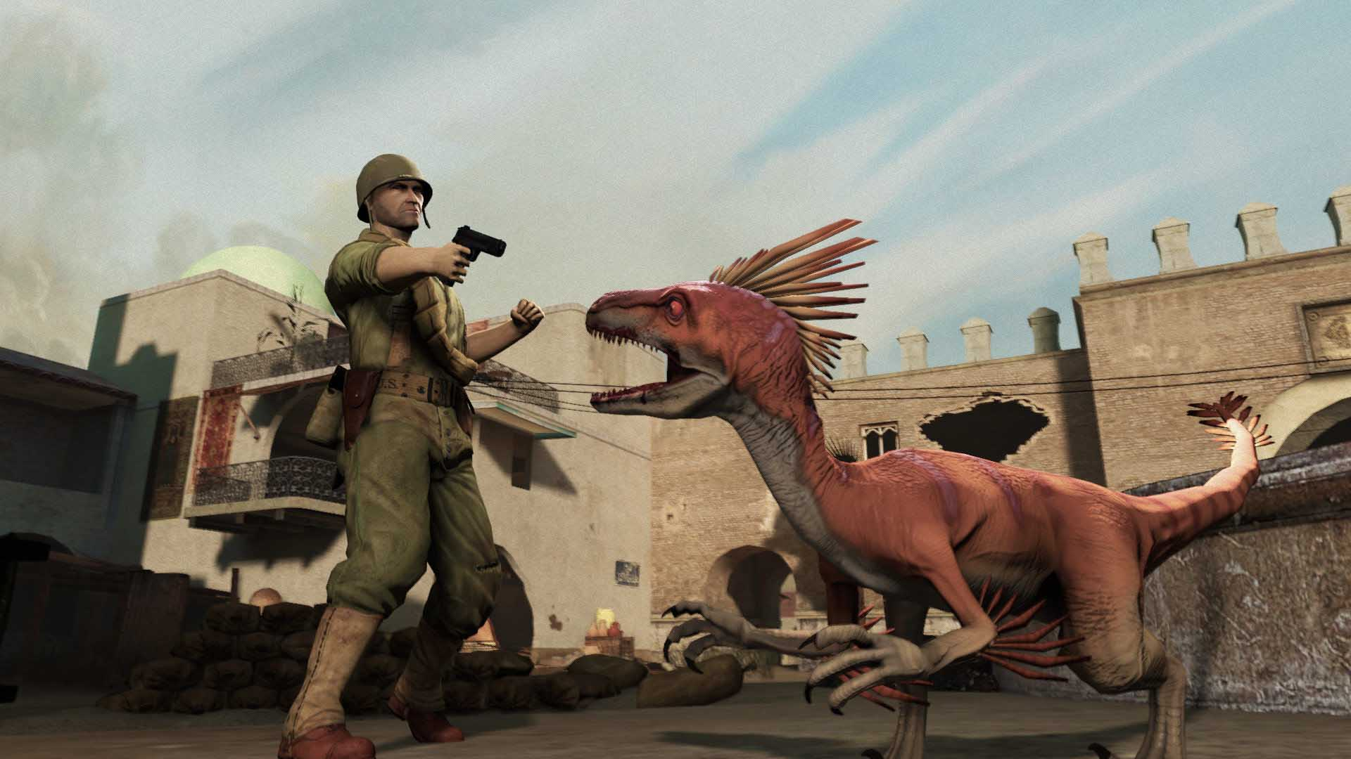 Dino D-Day - Region Free Steam Key