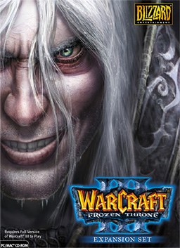 Warcraft 3: The Frozen Throne TFT WORLDWIDE Region Free