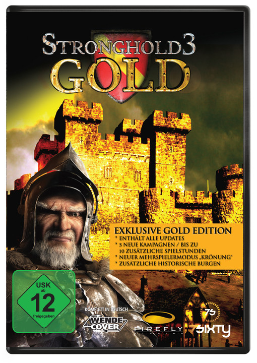 Stronghold 3 Gold - Region Free Steam Key