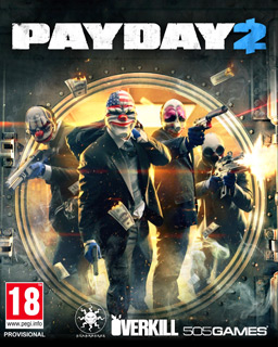 PAYDAY 2 Electarodent and Titan Masks - Steam Key ROW