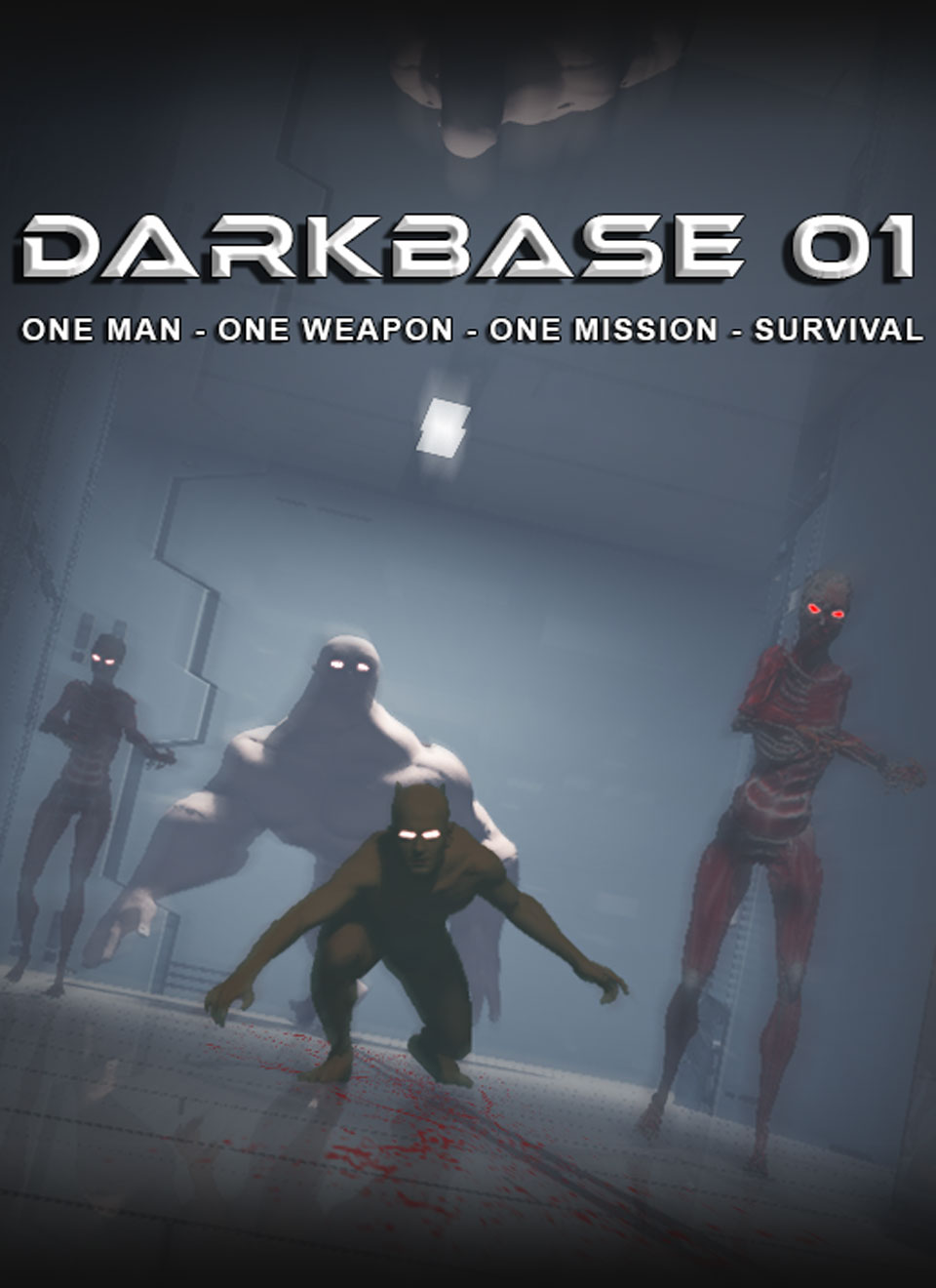 DarkBase 01 - Region Free Steam Key
