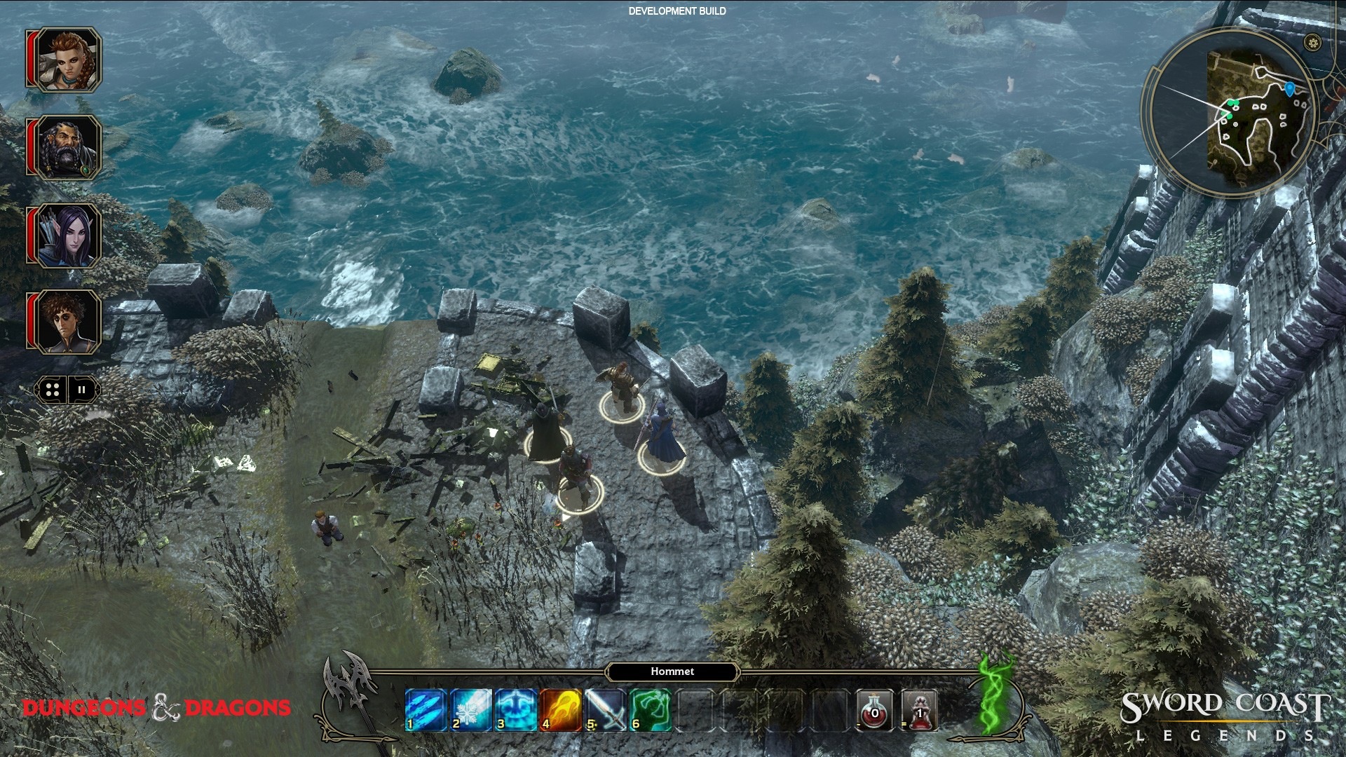 Sword Coast Legends (Steam Gift) Region Free