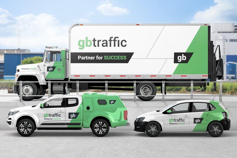 Vehicle Branding Mockup 2019