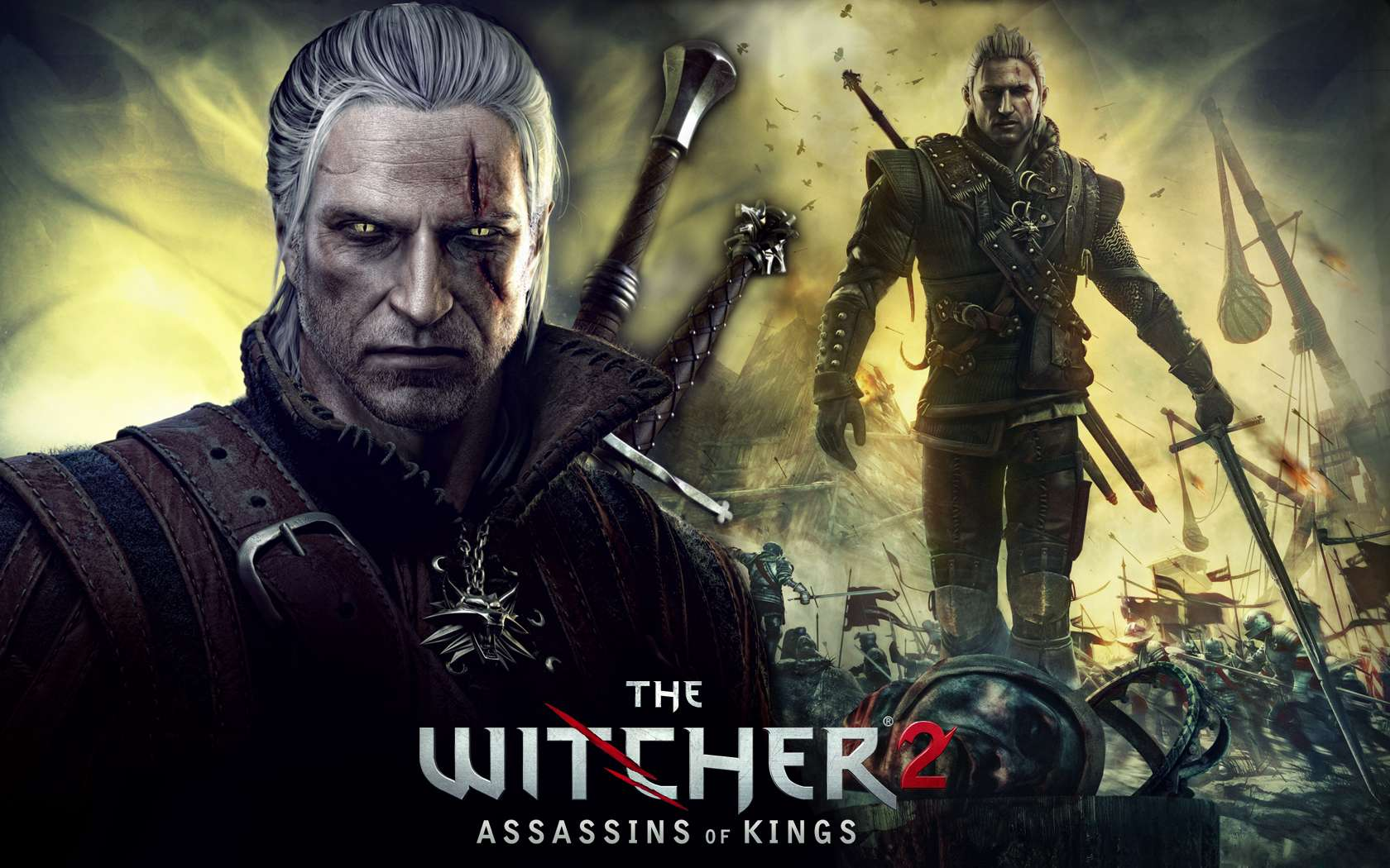 The Witcher 2: Assassins of King ЕЕ Steam gift ROW Free