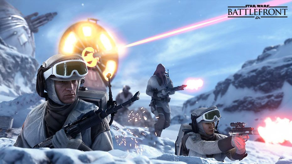 Star Wars Battlefront Ultimate Edition ORIGIN FREE ROW