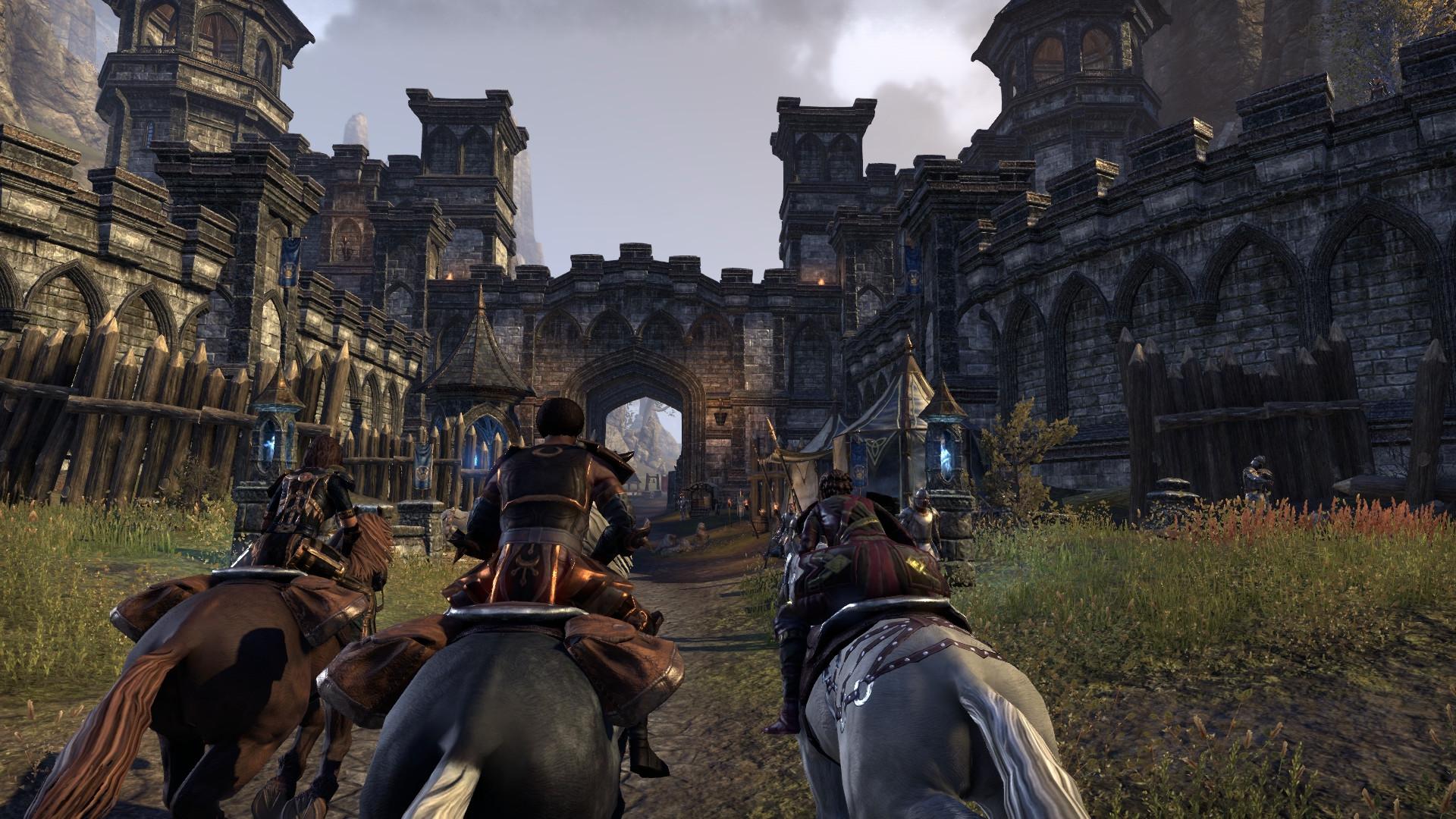 Elder Scrolls Online Gold Edition STEAM GIFT FREE / ROW
