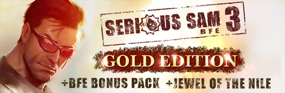 Serious Sam 3 BFE Gold (Steam gift REGION FREE / ROW)