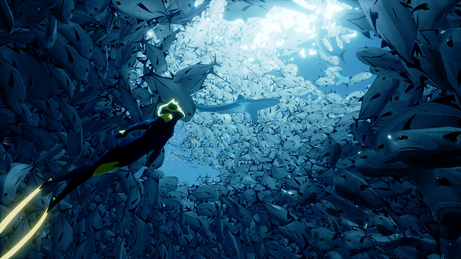 Abzu (STEAM GIFT RU + CIS) + bonus