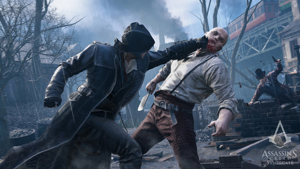 Assassin's Creed Syndicate (Nvidia Uplay) RegFree / RoW