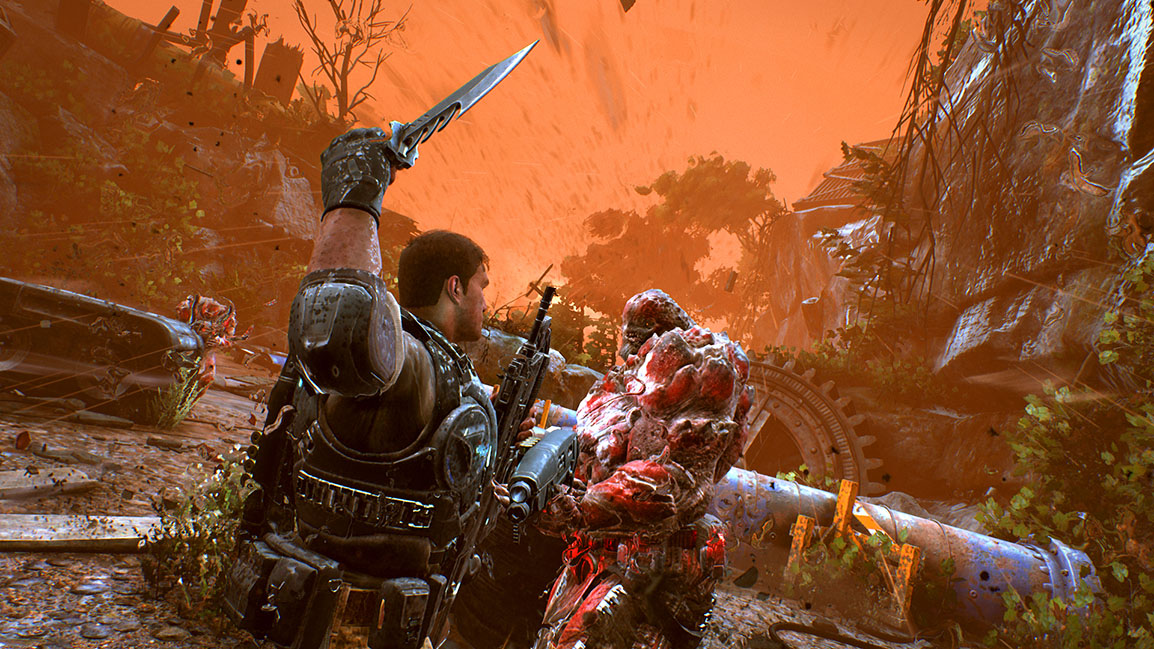 Gears of War 4 (PC & XBOX ONE) NVIDIA key / region free