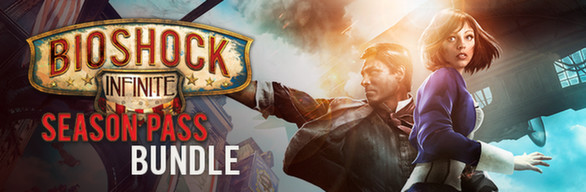 Bioshock Infinite + Season Pass Bundle (RoW Steam Gift)