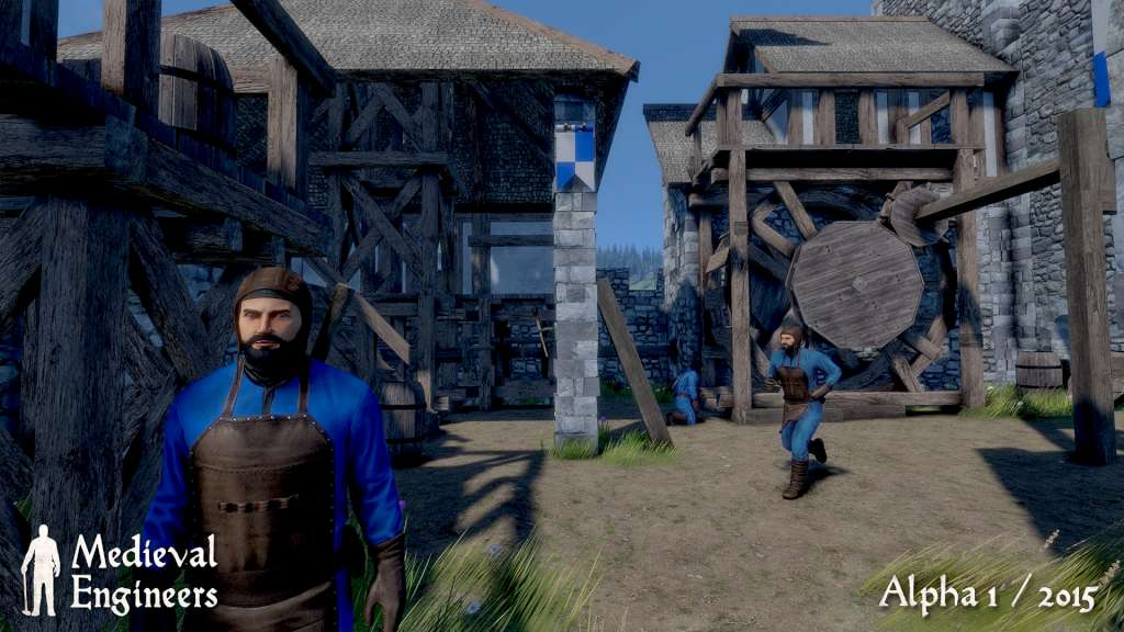 Medieval Engineers - (Steam Gift, RU / CIS) Russia and the CIS