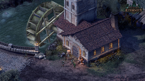 Pillars of Eternity - Hero Edition (Steam) Region free