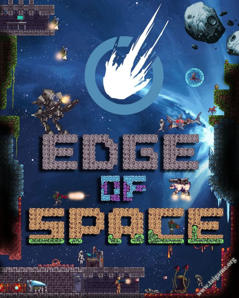 Edge of Space (Steam, Gift, RU/CIS)