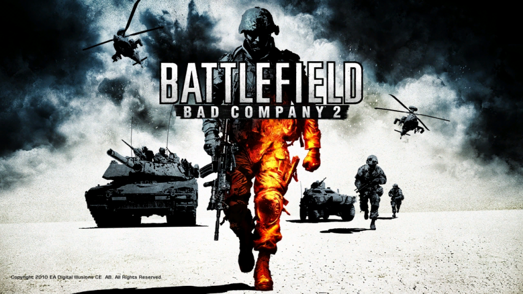 Battlefield: Bad Company 2 (Steam, Gift, RU/CIS)